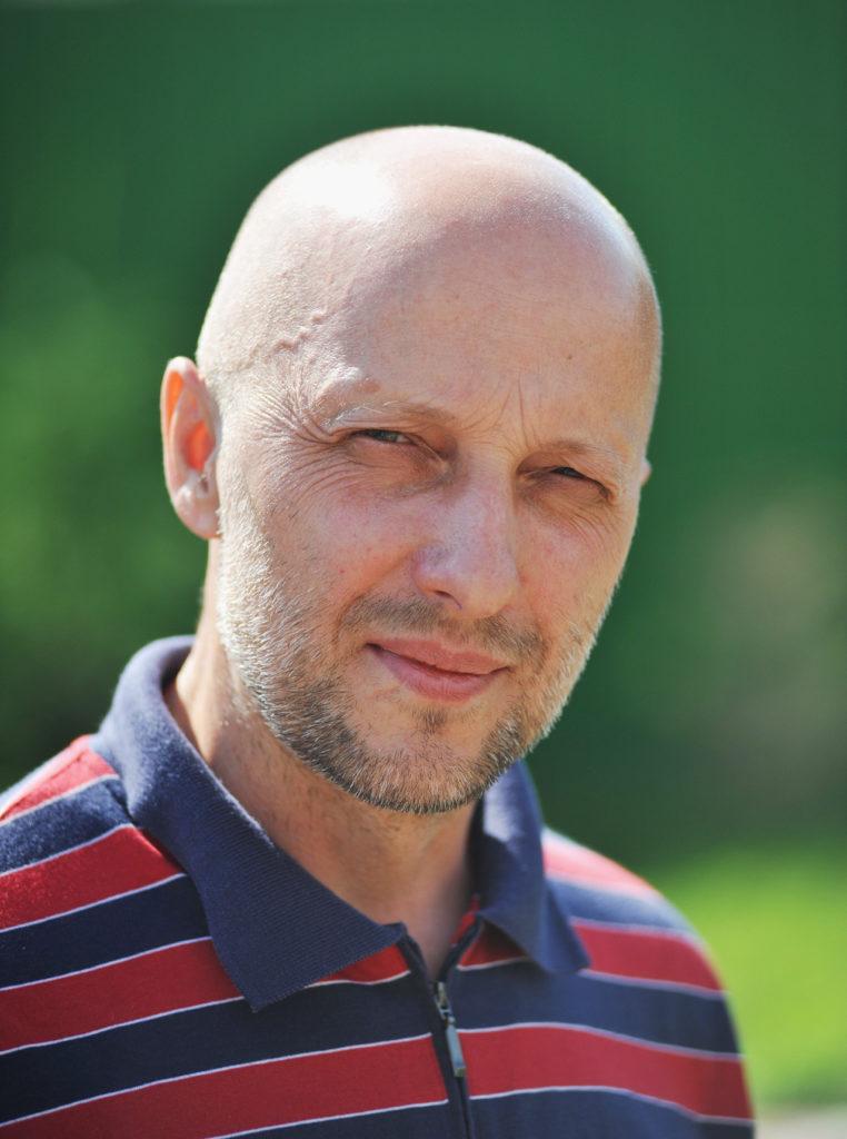 Инструктор студии йоги Virgou в Омске