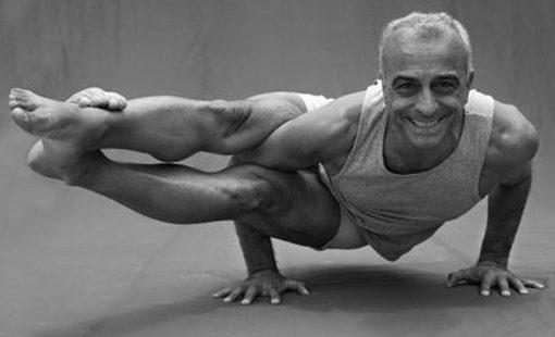 Лино Миеле, студия йоги Virgou в Омске