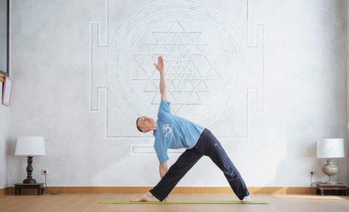 Йога для похудения, студия йоги Virgou в Омске