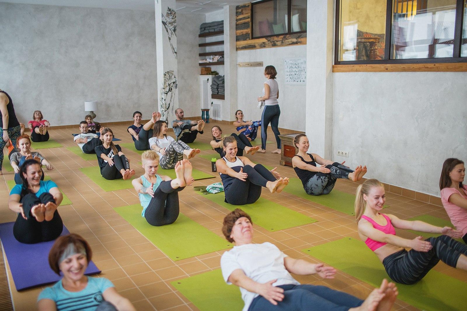 Студия йоги Virgou в Омске